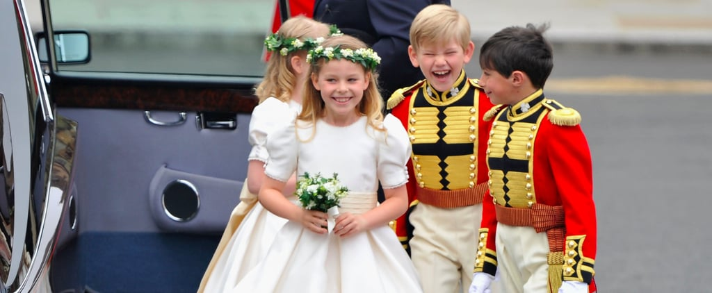 You'll Never Believe What This Royal Wedding Bridesmaid Looks Like Now