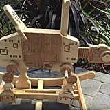 Dad Builds Epic Star Wars-Inspired Baby Gear to Make You Seethe With Jealousy