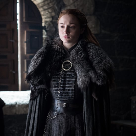 Sophie Turner Quotes About Game of Thrones Finale Script