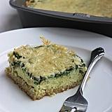 Quinoa Spinach Egg Bake
