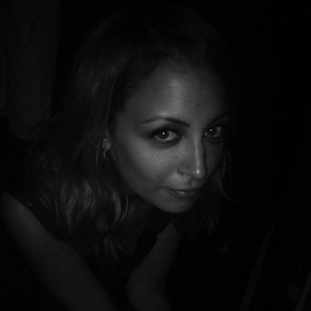 Joel Madden took a mysterious photo of his wife, Nicole Richie. Source: Instagram user joelmadden