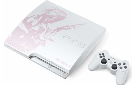 Daily Tech: Sony Unveils a White Final Fantasy PS3 Slim