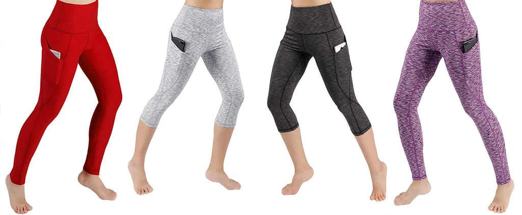 Shop Amazon's $20 High-Waist Yoga Pants — They Have Pockets!