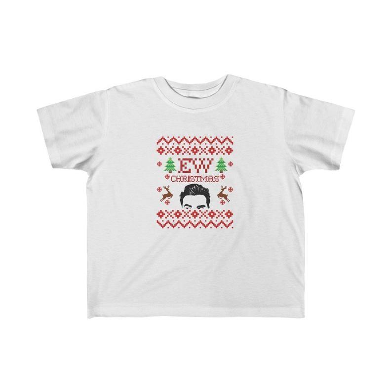 Family Schitt's Creek Matching Christmas 2020 Toddler T-Shirt