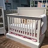 Million Dollar Baby Classic Darlington Crib