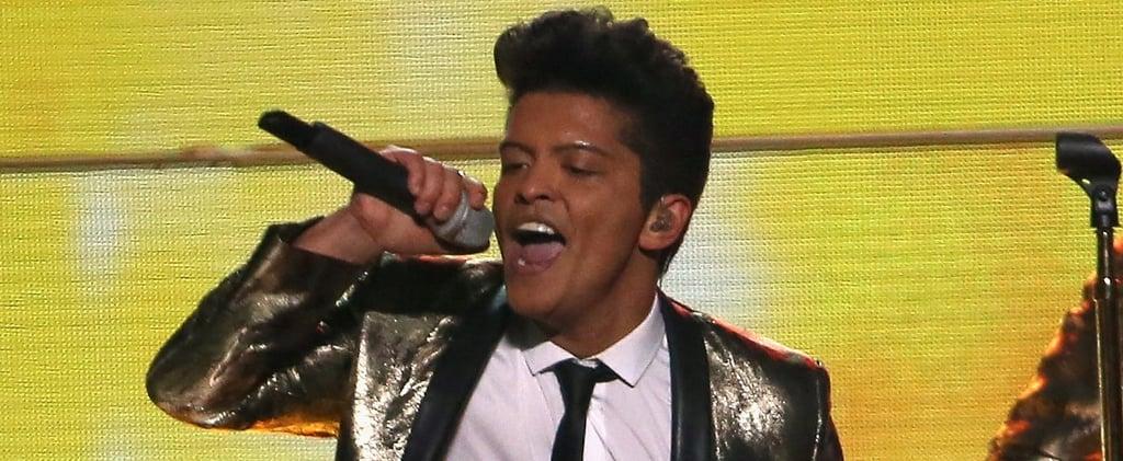 7 Ways Bruno Mars's Career Reminds Us of Michael Jackson