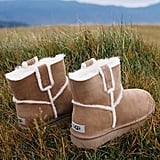 UGG Classic Mini Spill Seam Boot