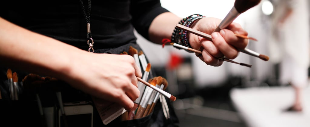 8 Secrets About Working at Fashion Week That Only a Makeup Artist Would Know