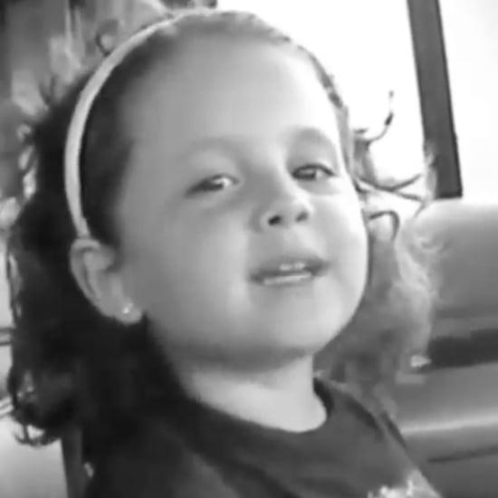 Ariana Grande Singing Celine Dion as a Baby Instagram Video