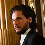 Kit Harington Looking Sad in Photos