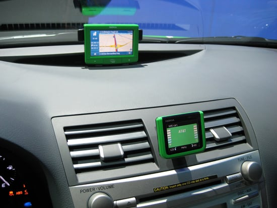 CES 2008: Nokia Goes Green With Car Tech