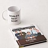 The Office: Inside Dunder Mifflin Book And Mug Gift Set
