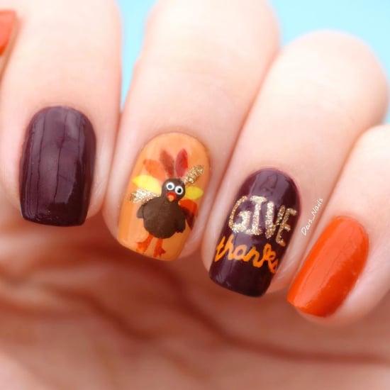 22 Thanksgiving Nail-Art Ideas For 2021