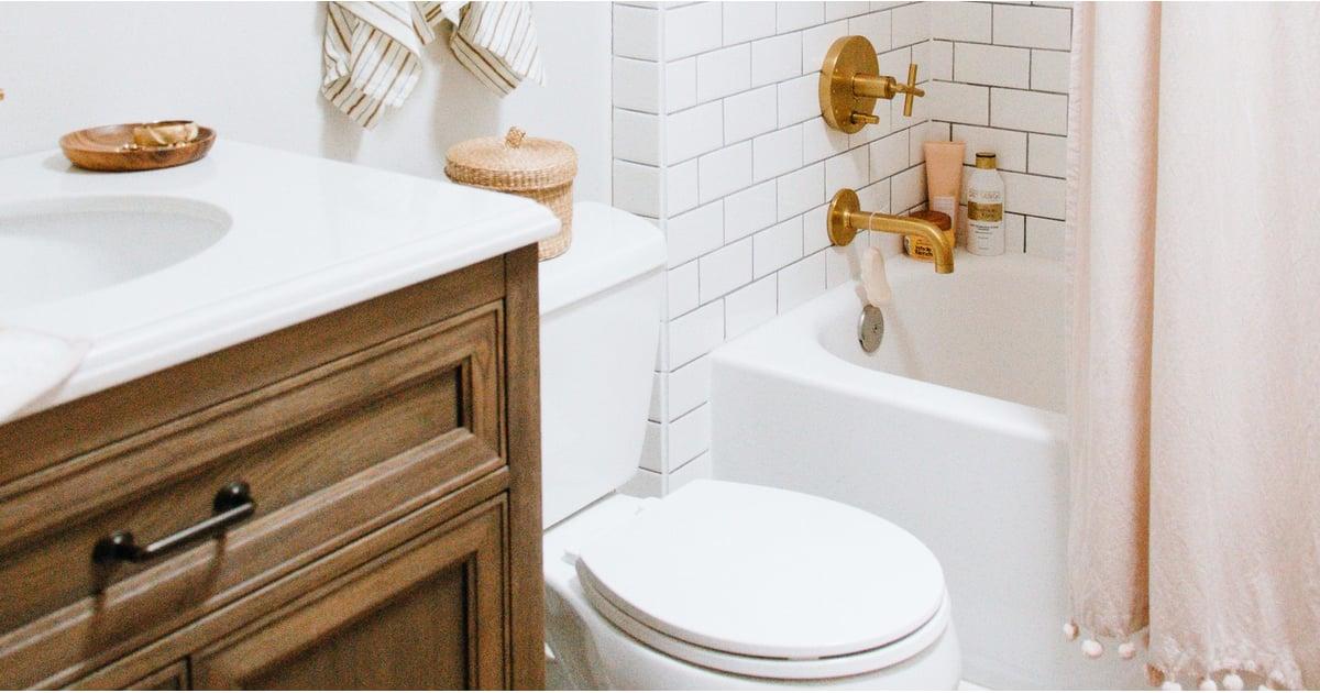 How to Get a Designer Bathroom on a Home Depot Budget