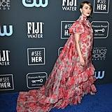 Saoirse Ronan's Erdem Dress at Critics' Choice Awards 2020