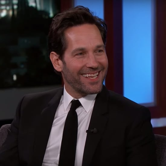Paul Rudd Talking About Living With Yourself on Kimmel Video
