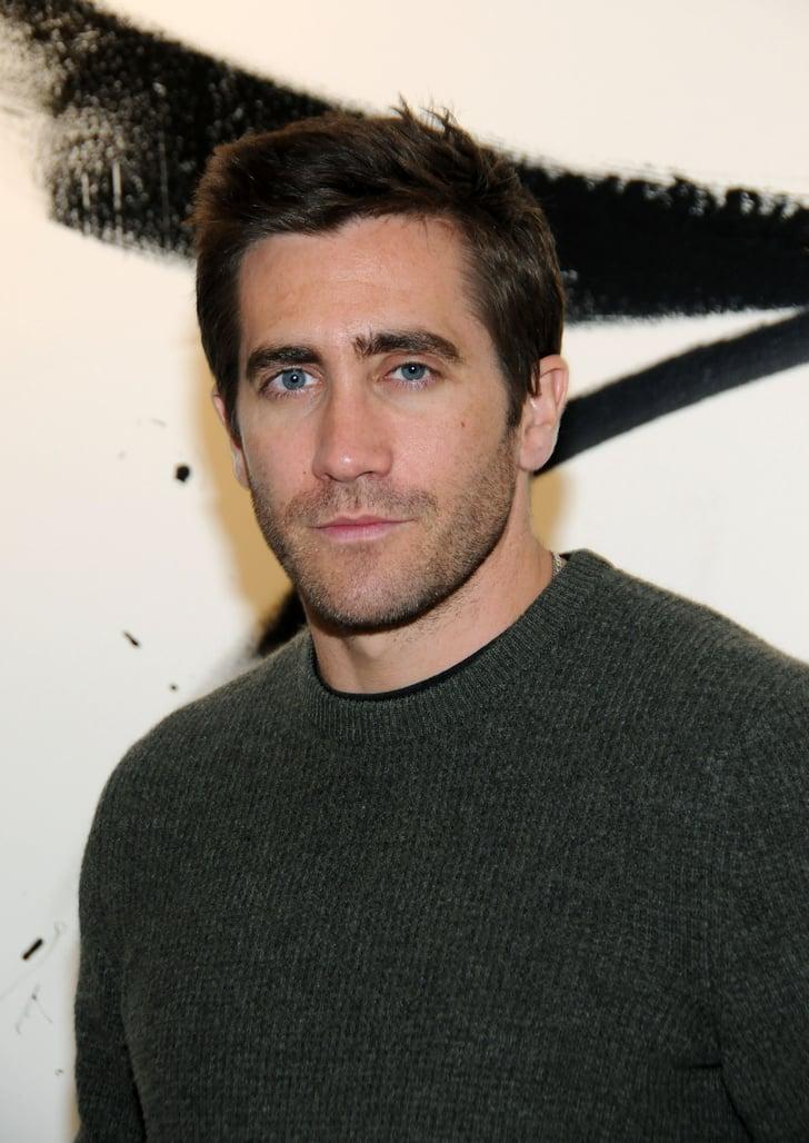 jake gyllenhaal scruff - photo #2