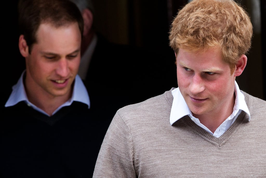 harry visits his grandfather Prince william and prince harry paid a visit to their ailing grandfather, 92-year-old prince philip, who is on the mend after going to the hospital for surgery the father of prince charles, philip is said to be doing much better after being admitted for an exploratory operation on his abdomen.