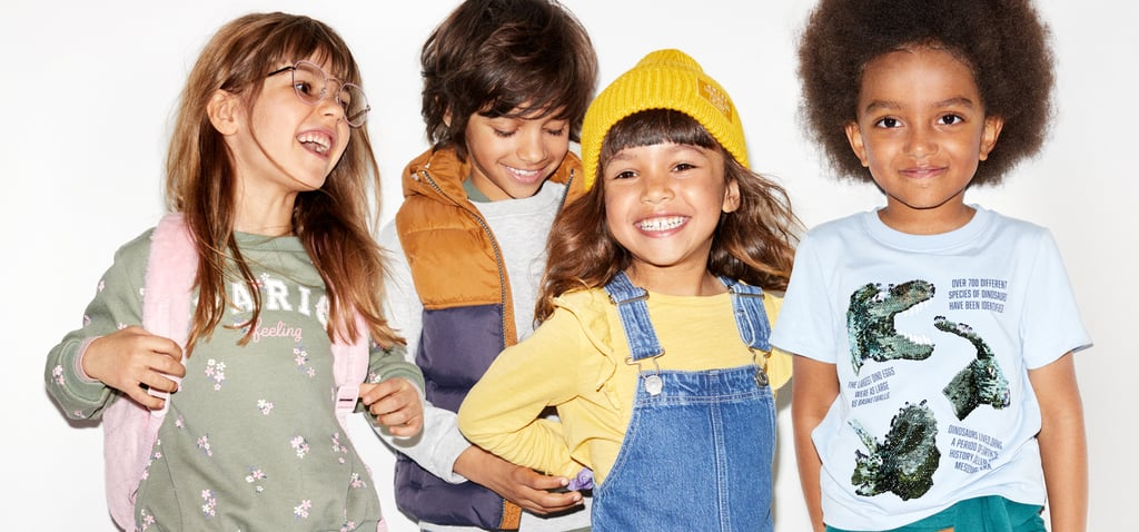 Back-to-School Looks to Keep Your Kid Comfy and Stylish