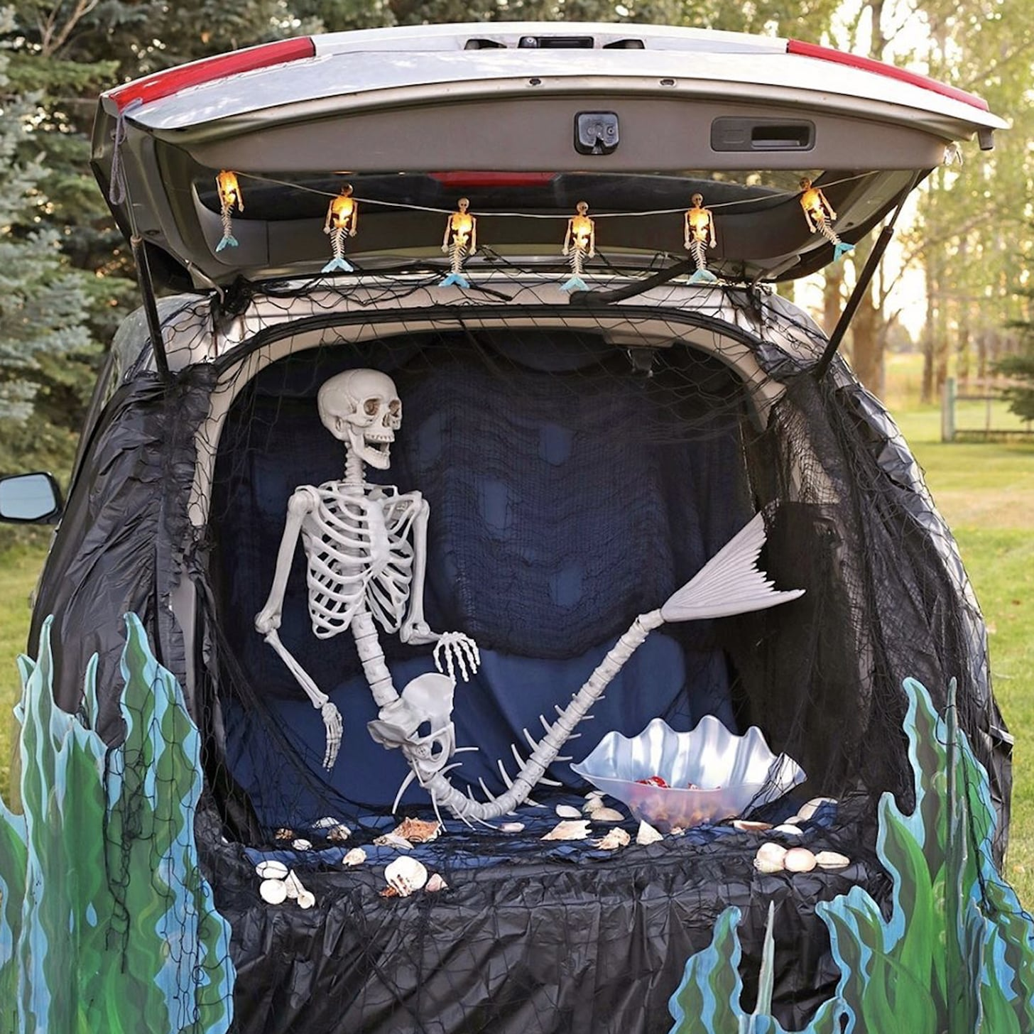 Trunk Or Treat Halloween Ideas And Inspiration Popsugar Family