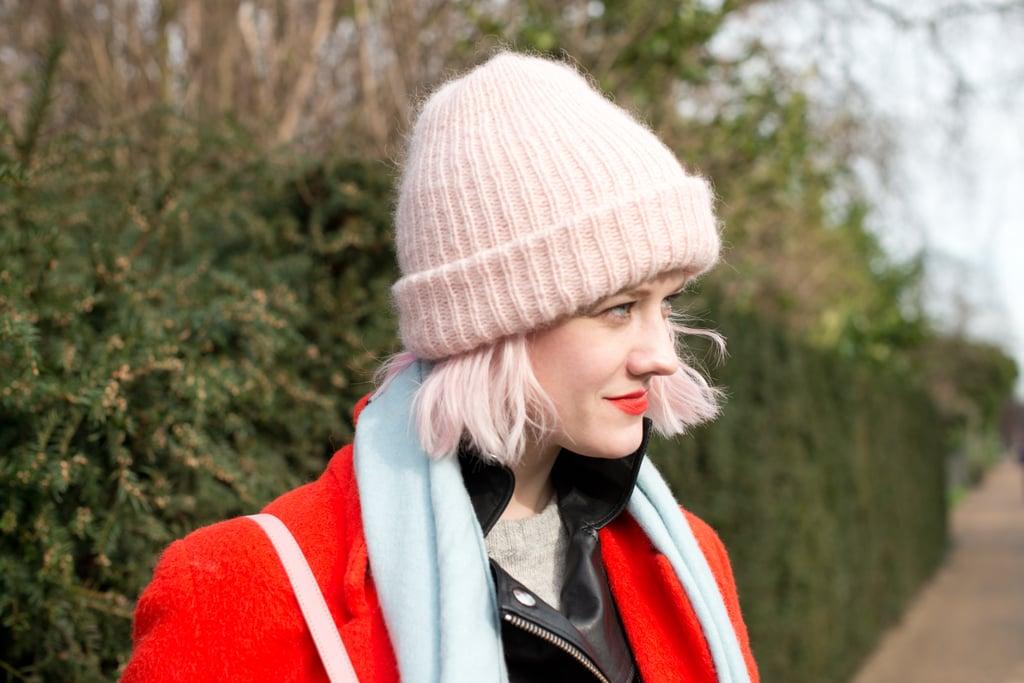A Knit Hat