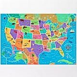 Map of the USA 850 Piece Puzzle
