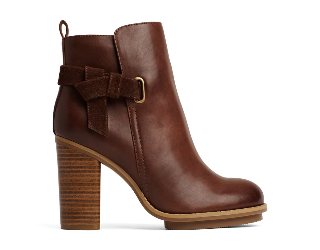 A+ Melody Tan Boots ($45)