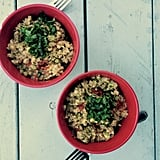 South of the Border Cauliflower Risotto