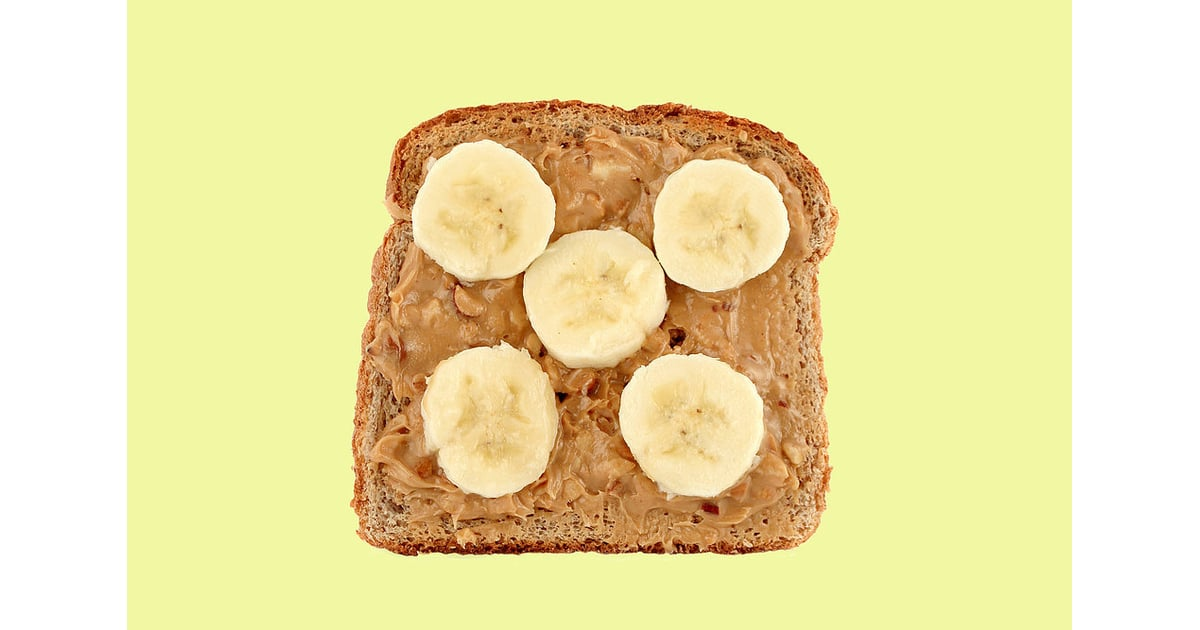 Banana and Peanut Butter on Toast