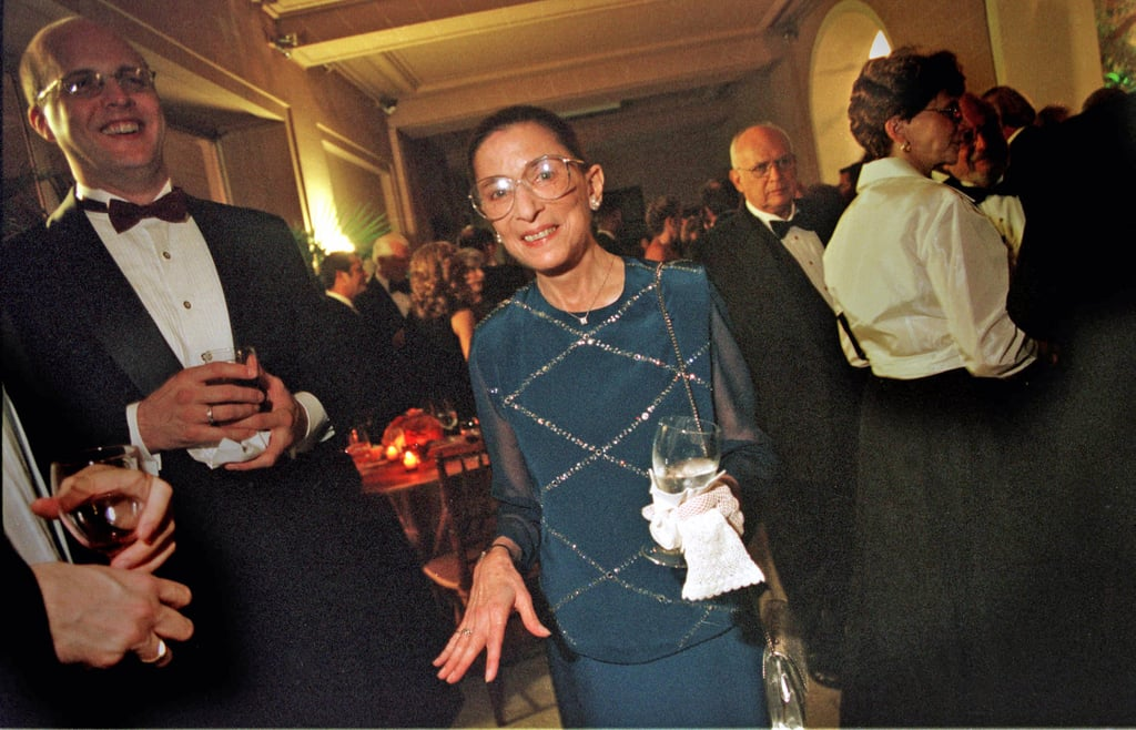 Ruth Bader Ginsburg's Best Fashion Moments