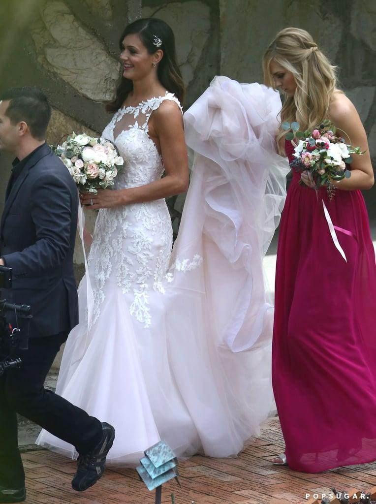 Desiree Hartsock Wedding Pictures