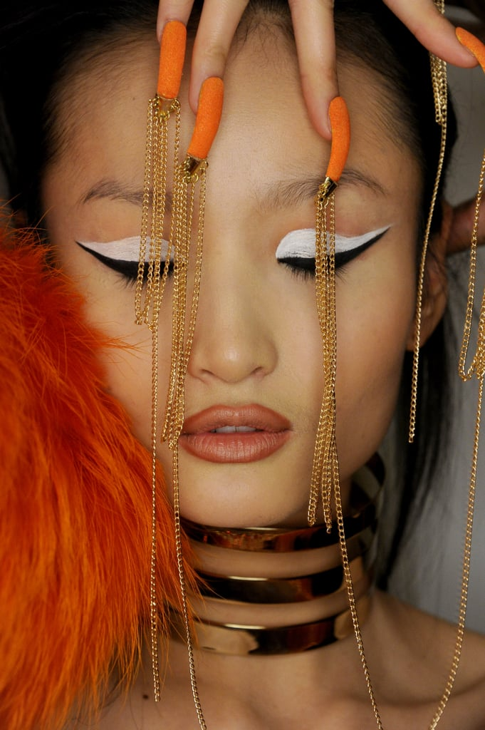 The Blonds Nails NYFW Fall 2015