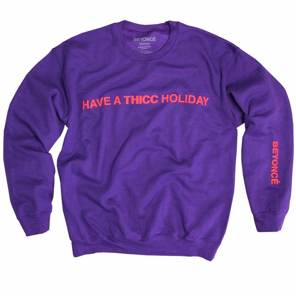 b75e0c2058 Beyonce Holiday Collection 2017