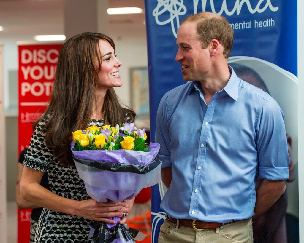 Duke and Duchess of Cambridge Relationship Details