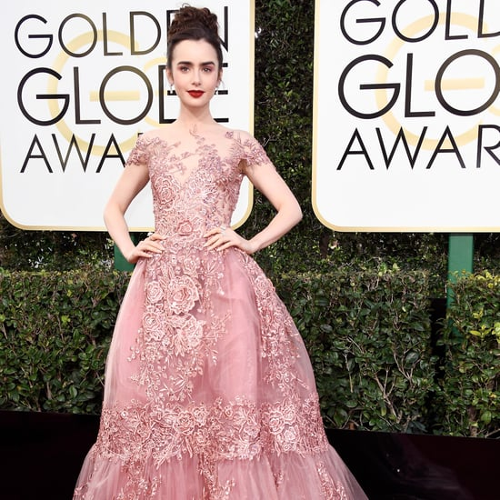 Princess Dresses at the Golden Globes 2017