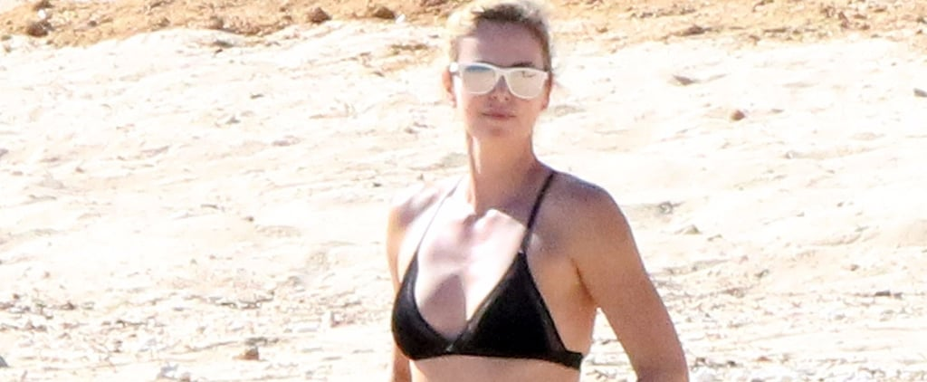 Charlize Theron Slips Into a Bikini While Celebrating Thanksgiving in Cabo