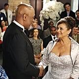 The Chief's Wedding to Catherine