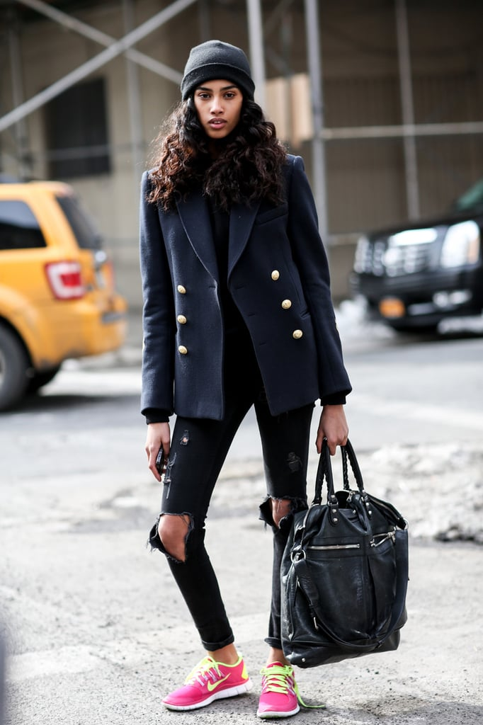 Best Model off Duty Pictures