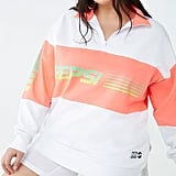 Plus Size Pepsi French Terry Pullover