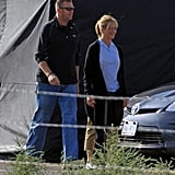 Jennifer Aniston was in New Mexico to film for We're the Millers.