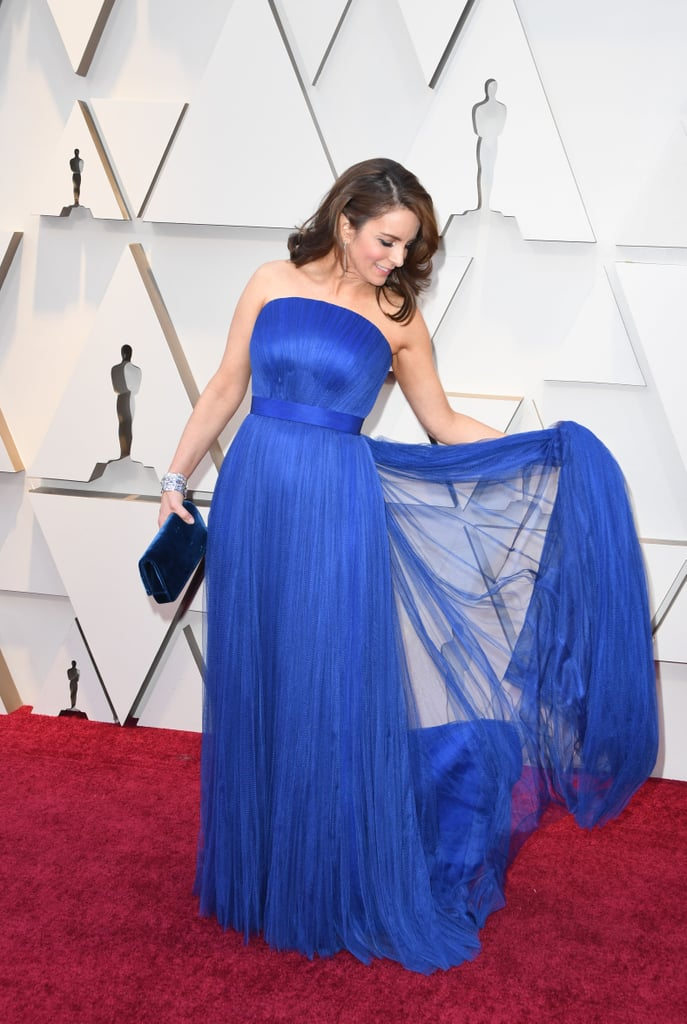 oscars red carpet dresses 2019  popsugar fashion photo 86
