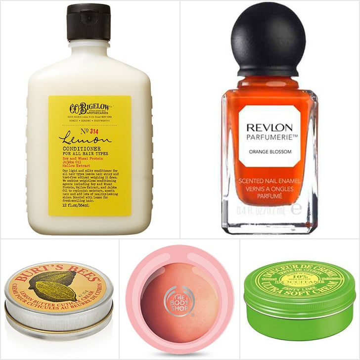 Best Citrus-Scented Beauty Products