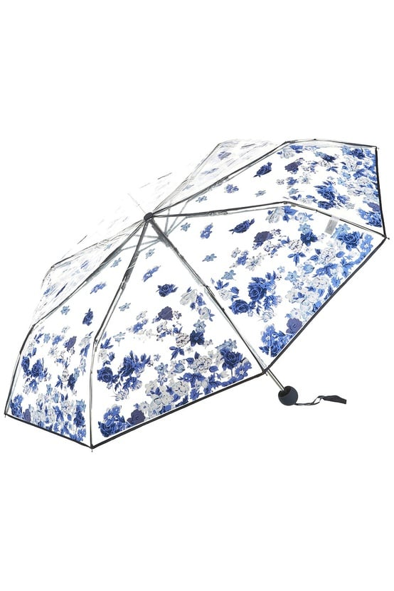 This porcelain floral umbrella ($30) should keep me dry despite its delicate, ladylike pattern. — Annie Scudder, editor