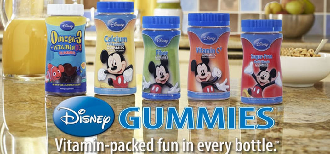 Vitamin Packed Fun in Every Bottle