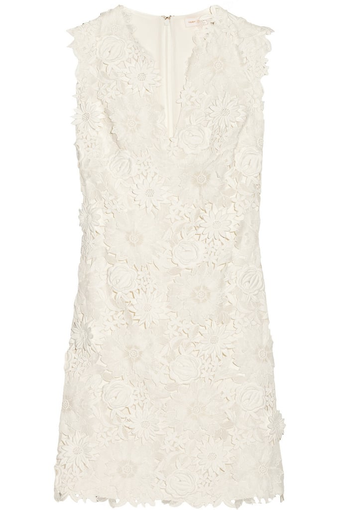 Tory Burch Merida White Lace Dress