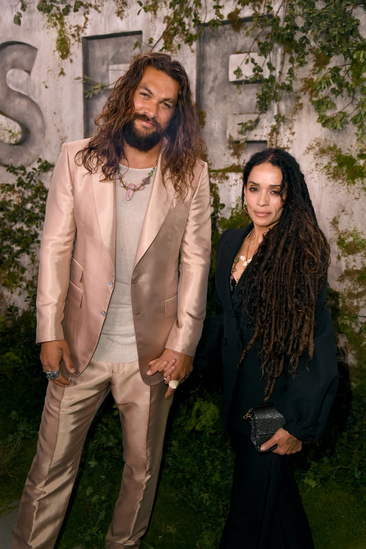 Jason Momoa And Lisa Bonet At Apple Tv S See Premiere Photos