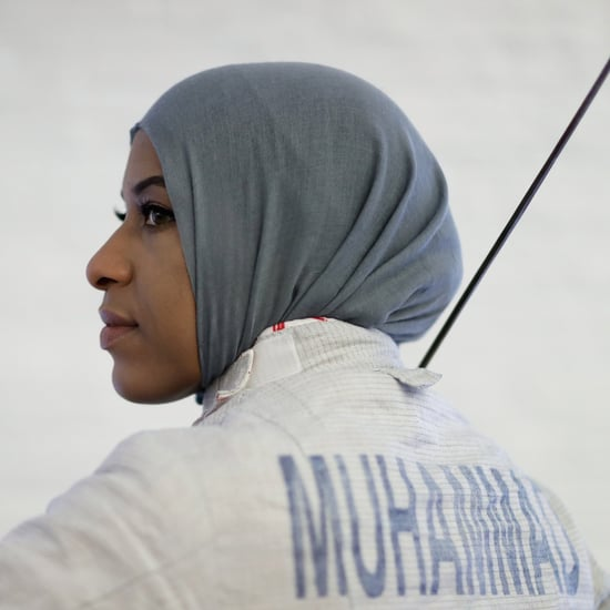 Ibtihaj Muhammad, First American to Wear Hijab at Olympics