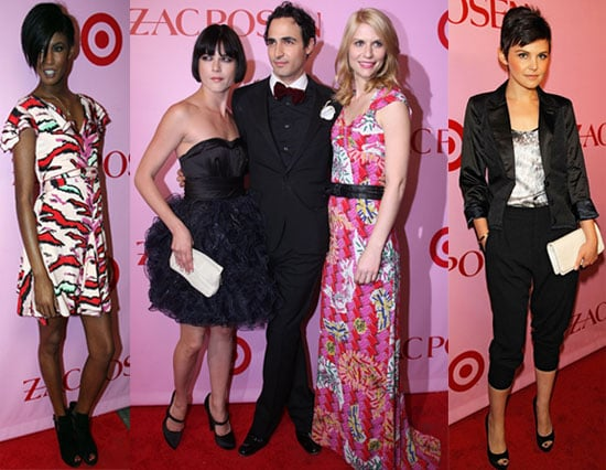 Celebrities Wearing Zac Posen For Target Collection 2010-04-16 13:00:22