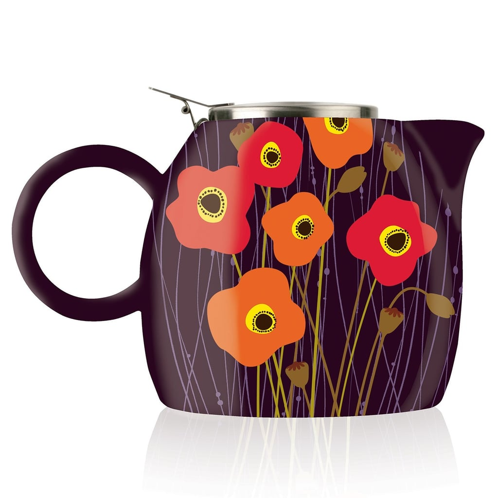 Poppy Tea Pot And Infuser 30 Last Minute Holiday Home Gifts On
