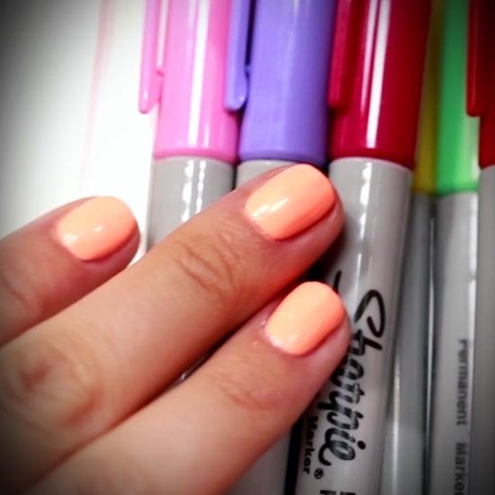 Pick a Bold, Bright Manicure Hue